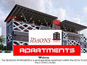 Studio Apartment Flat / Apartment for sale Kado District Kado Abuja