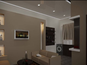 Studio Apartment Flat / Apartment for sale Kado District Kado Abuja