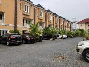 4 bedroom Terraced Duplex House for rent By oakshore gallery osapa Osapa london Lekki Lagos