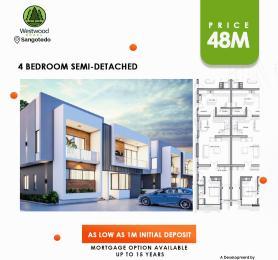 3 bedroom Terraced Duplex House for sale Off Novare Mall Sangotedo Ajah Lagos