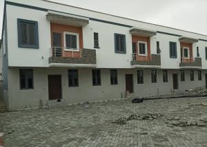 3 bedroom Terraced Duplex House for sale Lafiaji community, orchid road, Lekki, Lagos State  chevron Lekki Lagos