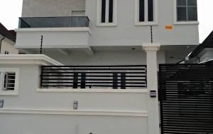 4 bedroom Detached Duplex House for sale Eli Court chevron Lekki Lagos