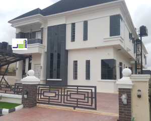 5 bedroom Detached Duplex House for sale Megamound Estate; Ikota Lekki Lagos
