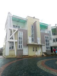 4 bedroom Terraced Duplex House for sale Magodo GRA phase 1, Ayo Fasugba road. Magodo Kosofe/Ikosi Lagos - 1