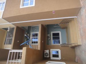 1 bedroom mini flat  Boys Quarters Flat / Apartment for rent Victor Str. Behind Access bank, Lifecamp extension Abuja Life Camp Abuja