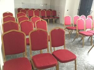 Conference Room Co working space for shortlet 32/34 Opebi Road, Opposite Tastee Fried Chicken, Ikeja Opebi Ikeja Lagos