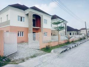 4 bedroom Detached Duplex House for sale Inside AMITY ESTATE, sangotedo Sangotedo Lagos
