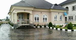 4 bedroom Detached Bungalow House for sale Close to Redeemed Camp, Opposite Christopher University Mowe Obafemi Owode Ogun