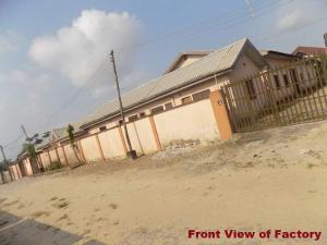 10 bedroom Factory Commercial Property for sale Kajola by Lekki-Epe Expressway  Ibeju-Lekki Lagos