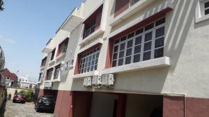 4 bedroom Terraced Duplex House for sale OROLEYE  STREET, AWUSE ESTATE Opebi Ikeja Lagos
