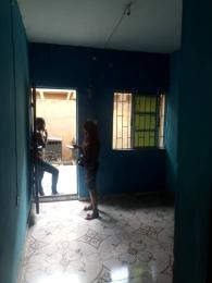1 bedroom mini flat  Mini flat Flat / Apartment for rent Off Bajulaiye Shomolu Shomolu Lagos - 0