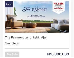 1 bedroom mini flat  Residential Land Land for sale . Sangotedo Ajah Lagos