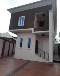 Detached Duplex House for sale Omole phase 2 Agidingbi Ikeja Lagos