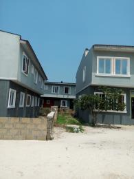 4 bedroom Terraced Duplex House for sale Wealthland Green Estate, Oribanwa Oribanwa Ibeju-Lekki Lagos