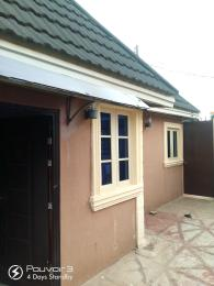 1 bedroom mini flat  Mini flat Flat / Apartment for rent Puposola New Oko oba Abule Egba Abule Egba Lagos
