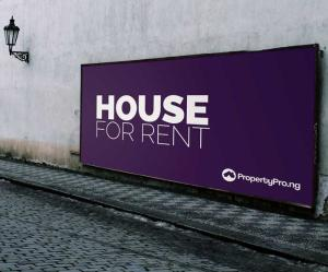 4 bedroom Duplex for rent Mango Court Estate Jericho Ibadan Oyo