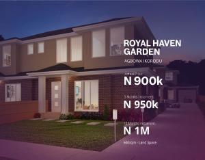 Land for sale Agbowa Ikorodu Lagos