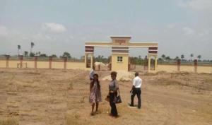 Land for sale Akodo Road Lekki Free Trade Zone Free Trade Zone Ibeju-Lekki Lagos - 0