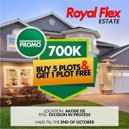 Residential Land Land for rent Akodo Ise Ibeju-Lekki Lagos