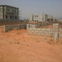Land for sale Accessible via Naval Senior Quarters by Naf Conference Junction Jahi Abuja