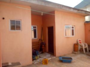 2 bedroom Semi Detached Bungalow House for sale Along Babangida road FHA Lugbe Lugbe Abuja