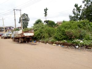Commercial Land Land for sale Sawmill Bus stop, facing main Old ife road Ibadan Oyo