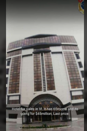10 bedroom Hotel/Guest House Commercial Property for sale Victoria Island Lagos