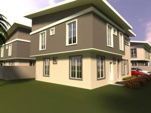 3 bedroom Detached Duplex House for sale Oribanwa immediately after Awoyaya, Lekki Peninsula, Lagos.  Awoyaya Ajah Lagos