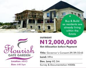 Land for sale Abijo  Abijo Ajah Lagos