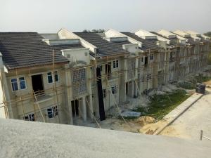 Detached Duplex House for sale 90% Completed Monastery road Sangotedo Lagos