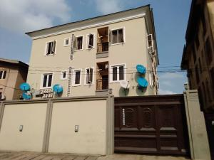 Blocks of Flats House for rent  canal estate,okota Okota Lagos