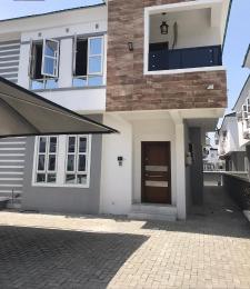 Semi Detached Duplex House for rent orchid road ikota Ikota Lekki Lagos