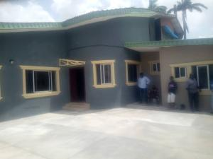 4 bedroom Semi Detached Bungalow House for rent Ogba college road  OGBA GRA Ogba Lagos