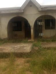 Detached Bungalow House for sale Akinbo Estate Akute via Ojodu Berger Yakoyo/Alagbole Ojodu Lagos