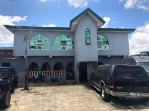 5 bedroom House for sale St Mary bus stop governor Rd ikotun Governors road Ikotun/Igando Lagos