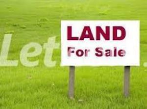 Mixed   Use Land Land for sale Facing Express by LBS Olokonla Ajah Lagos