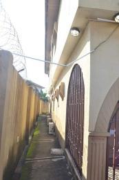 Blocks of Flats House for sale off Olaniyi street New Oko Oba Agege Lagos. Oko oba Agege Lagos