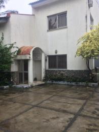 Detached Duplex House for sale off oduduwa crescent, IKEJA GRA. Ikeja GRA Ikeja Lagos