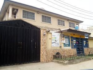 Detached Duplex House for sale Akinwunmi, Ifako Barracks, Gbagada. Ifako-gbagada Gbagada Lagos