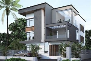 4 bedroom Semi Detached Duplex House for sale Located in APO district fct Abuja  Apo Abuja