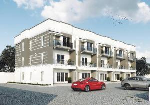 4 bedroom Terraced Duplex House for sale Lekki Phase 1,Lagos Lekki Phase 1 Lekki Lagos