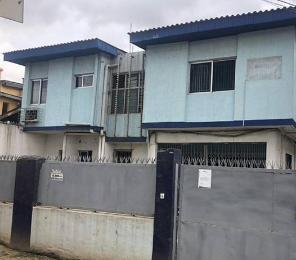 Detached Duplex House for sale OGBA Ogba Bus-stop Ogba Lagos