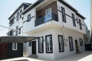 4 bedroom Semi Detached Duplex House for sale Pilots villa estate Ikota Lekki Lagos
