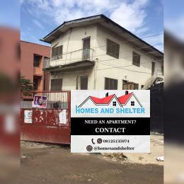Blocks of Flats House for sale Close to chemist bus stop  Akoka Yaba Lagos
