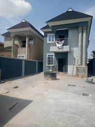Detached Duplex House for sale off Agbe Road.New Oko Oba Abule Egba Oko oba Agege Lagos