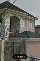 5 bedroom House for sale 41 Obayyan street Akoka Yaba Lagos