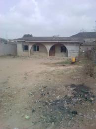 Detached Bungalow House for sale WINFUNKE ESTATE, AHMADIYA IJAIYE, ALONG LAGOS. ABEOKUTA Express Road* Alagbado Abule Egba Lagos