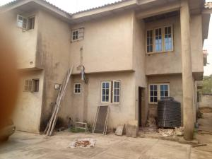 Semi Detached Duplex House for sale GREEN HILL ESTATE NEW OKO OBA AGEGE  Oko oba Agege Lagos