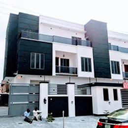 Semi Detached Duplex House for sale Off Providence Street, Lekki Phase 1, Lagos.  Lekki Phase 1 Lekki Lagos