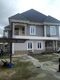 Detached Duplex House for sale Olowoira Ojodu Berger Ojodu Lagos